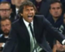 conte: chelsea risk another mid-table finish