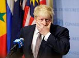 Boris Johnson told David Cameron he thought Brexit would be crushed