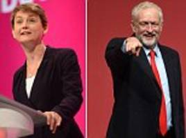 former labour cabinet minister yvette cooper was threatened with 'beheading' by vile internet trolls