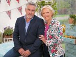 Mary Berry, 81, 'only wanted one more year of Great British Bake-Off' REGARDLESS of whether BBC kept it