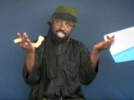 Boko Haram leader's video boast days after Nigerian military claimed he had been killed