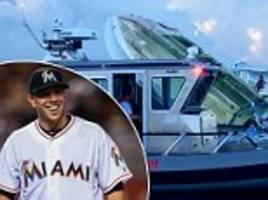 Jose Fernandez, 24, of Miami Marlins, killed in Florida boating accident