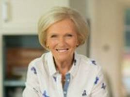 mary berry could star in a bake off rival and has 'absolutely no plans to retire'