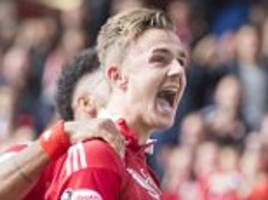 aberdeen 2-1 rangers: james maddison scores stunning free-kick in stoppage time as dons stun gers