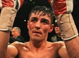 Anthony Crolla falls short in his bid for greatness as Jorge Linares takes his WBA lightweight belt in Manchester
