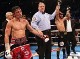 Anthony Crolla targeting rematch with Jorge Linares after Manchester defeat