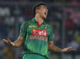 bangladesh warm up for england tour with narrow first odi win over afghanistan in dhaka