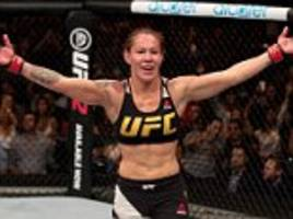 Cris 'Cyborg' Justino dominates bout with Lina Lansberg in Brasilia as UFC consider creating new weight division