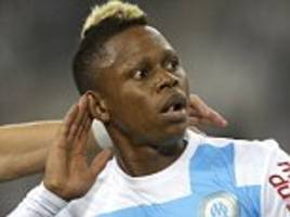 two premier league loan stars shine for marseille as bafetimbi gomis and clinton n'jie score in win over nantes