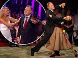 ed balls comes last on strictly come dancing