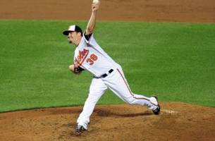 baltimore orioles: wade miley's gem put birds back in the saddle