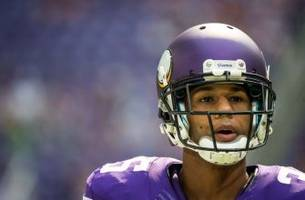 marcus sherels returns punt for vikings touchdown (video)