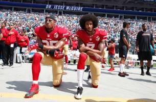nfl reporters tweet 'i stand with those who kneel,' support protests