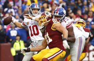 redskins at giants: highlights, score and recap