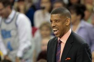 kevin johnson - phoenix suns' point guard, and explosive, injury prone talent