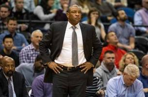 la clippers: doc rivers supports national anthem protests