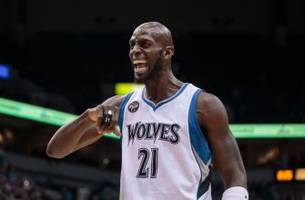 milwaukee bucks: kevin garnett's best five games against the bucks