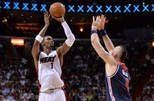 washington wizards: chris bosh's setback could shake up entire southeast division