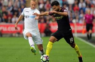 manchester city: pep guardiola wants more from free-scoring aguero