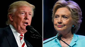 Hillary, Trump In Dead Heat WaPo Finds, As Latest Poll Gives Trump 1 Point Lead Ahead Of Debate