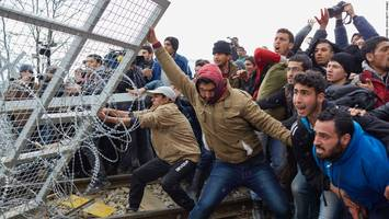 merkel caves to pressure on migrant policy: germany has done enough, as support for afd hits all time high
