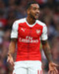 arsene wenger: this arsenal player will come good this year