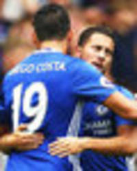 eden hazard: if diego costa does this chelsea will win the premier league