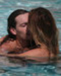 romance confirmed? charlotte crosby's racy pool romp with big brother hunk ash harrison