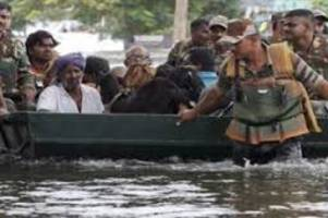 17 NDRF teams comprising over 550 personnel deployed in flood-affected areas of Andhra Pradesh, Telangana and Karnataka