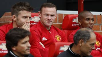 rooney not affected by being dropped - smalling
