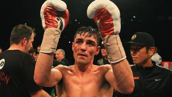 Anthony Crolla: Briton set for Jorge Linares rematch after points defeat