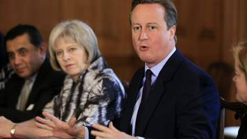 David Cameron 'let down' by Theresa May, says former PM aide