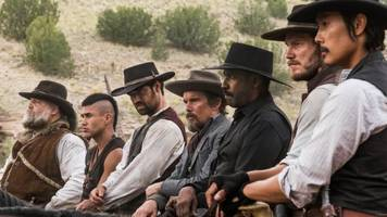 Box Office Top 3: 'The Magnificent 7' Takes Denzel Washington Out West