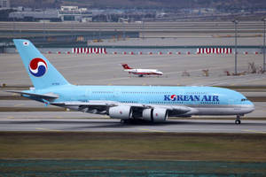 korean air doesn't offer in-flight wi-fi because it doesn't want to disappoint anyone