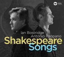 CD Review: 'Shakespeare Songs'