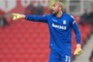 derby county loan watch: lee grant makes premier league debut for...