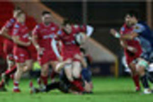 the big talking points from scarlets' win over connacht