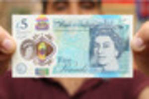 is your new plastic £5 note worth hundreds of pounds?