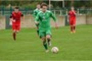 bishop's cleeve pick up first away win of the season