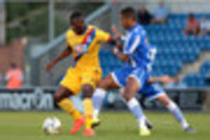 loan watch: palace winger nets in defeat at wolves as defender...