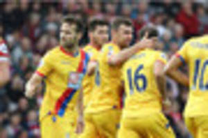 sunderland v crystal palace - five things we learned including...