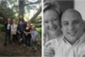 Family search for heroes who helped dad-of-four when he broke his...