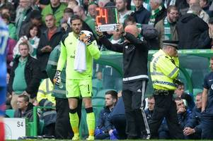 celtic boss brendan rodgers ready to throw craig gordon in against manchester city