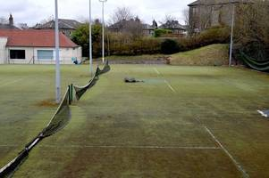 rutherglen news: plans approved for burnside tennis courts