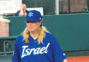 the women coaches leading israel's male baseball team to victory