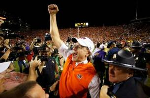 the internet goes crazy after auburn's wild last second win over lsu