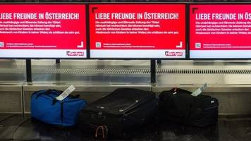 Austria's Graz airport stops woman with husband's entrails