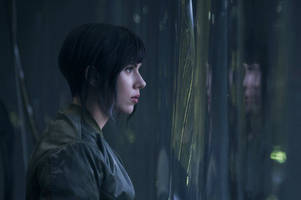 here is the first footage from the live-action 'ghost in the shell' movie