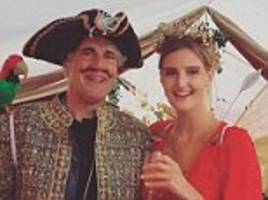Aristocrat's daughter Nancy Morrison sparks fury after raucous 21st birthday party