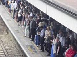 rail operators could announce details about compensation to passengers on delayed services